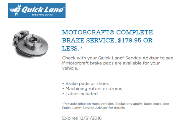 Toms River Auto Tire Service Quick Lane